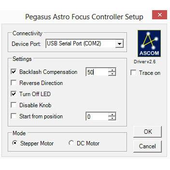 Dual Motor Focus Premium