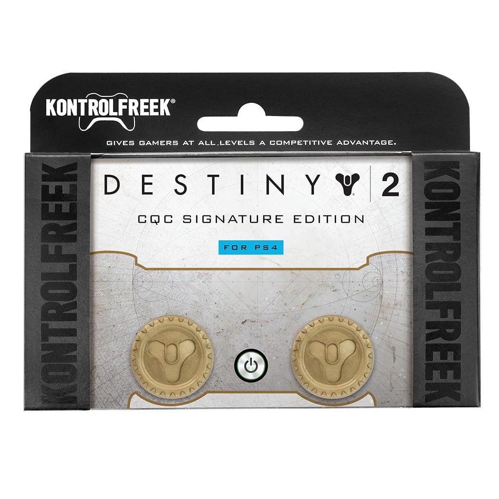 FPS Grips KontrolFreek Destiny 2 CQC Signature Edition Caps - PS4 Controller