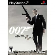 007: Quantum Of Solace - PS2 Game