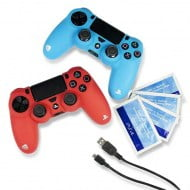 Officially Licensed Controller Accessory Kit - PS4 Controller