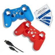 4Gamers Officially Licensed Controller Gaming Accessory Kit - PS3 Controller