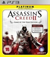 Assassin's Creed 2: Platinum - PS3 Game