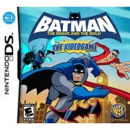 Batman The Brave And The Bold - Nintendo DS Game
