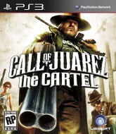 Call Of Juarez: The Cartel - PS3 Game