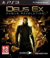 Deus Ex: Human Revolution - PS3 Game
