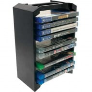 Games Tower Stand - PS4 / PS3 / Xbox One
