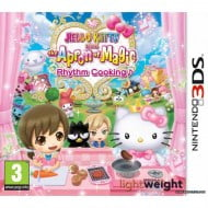 Hello Kitty And The Apron Of Magic Rhythm Cooking - Nintendo 3DS Game