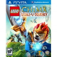 Lego Legends Of Chima Laval's Journey - PS Vita Game