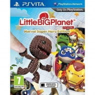 Little Big Planet Marvel Super Hero Edition - PS Vita Game