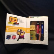 Official Wario Essentials Kit Θήκη για Nintendo DSi / DS Lite