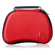 Protect Plus Controller Carry Case Red - Playstation 4 Controller