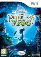 Disney's The Princess And The Frog - Wii Game