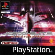 Ace Combat 3 Electrosphere - PSX Game