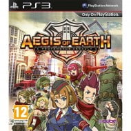 Aegis Of Earth Protonovus Assault - PS3 Game