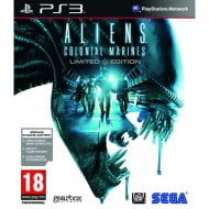 Aliens Colonial Marines Limited Edition - PS3 Game
