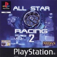 All Star Racing 2 - PSX Game