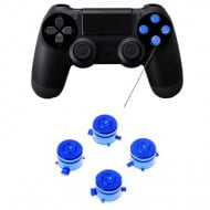 Aluminium Bullet Button Blue - PS4 Controller