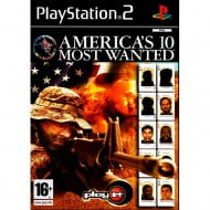 Americas 10 Most Wanted - PS2 Game