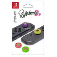 Analog Caps 4 Pieces Splatoon 2 - Nintendo Switch Joy Con Controller