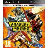 Anarchy Reigns Limited Edition - PS3 Game