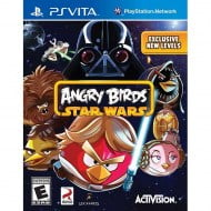 Angry Birds Star Wars - PS Vita Game
