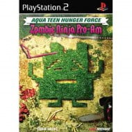 Aqua Teen Hunger Force: Zombie Ninja Pro-Am - PS2 Game