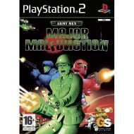 Army Men Major Malfunction - PS2 Game