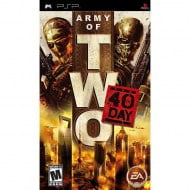 Army Of Two 40th Day - PSP Game