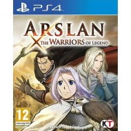Arslan The Warriors Of Legend - PS4 Game