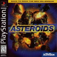 Asteroids - PSX Game
