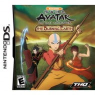 Avatar The Legend Of Aang The Burning Earth - Nintendo DS Game