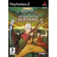 Avatar The Legend Of Aang The Burning Easth - PS2 Game