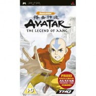 Avatar The Legend Of Aang - PSP Game