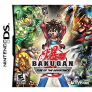 Bakugan: Rise Of The Resistance - Nintendo DS Game
