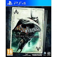 Batman Return To Arkham - PS4 Game