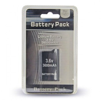 Battery Pack 3600mAh - PSP Fat 1000 Console