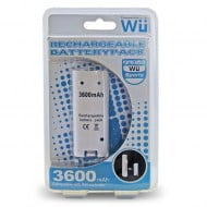 Battery Pack 3600mAh + USB Cable - Nintendo Wii Motion Controller