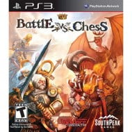 Battle Vs Chess - PS3 Game