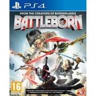 Battleborn - PS4 Game