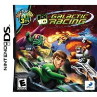 Ben 10: Galactic Racing - Nintendo DS Game