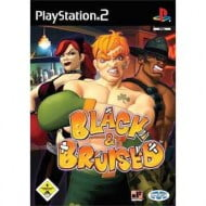 Black And Bruised - PS2 Game
