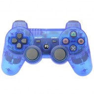 Bluetooth Wireless OEM Crystal Blue - PS3 Controller
