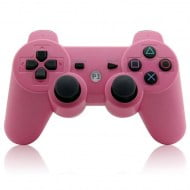 Bluetooth Wireless OEM Pink - PS3 Controller