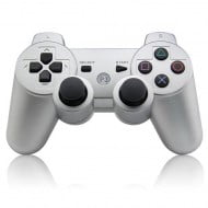 Bluetooth Wireless OEM Silver - PS3 Controller