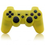 Bluetooth Wireless OEM Yellow - PS3 Controller