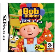 Bob The Builder: Festival Of Fun - Nintendo DS Game