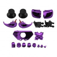 Buttons Set Mod Kits Purple - Xbox One V1 Controller
