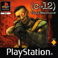 C-12 Final Resistance - PSX Game