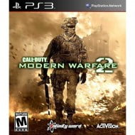 Call Of Duty: Modern Warfare 2 - PS3 Game