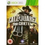 Call Of Juarez The Cartel - Xbox 360 Game